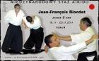 <strong>XXXVI Międzynarodowy Staż Aikido, Jean-François Riondet shihan 8 dan</strong>